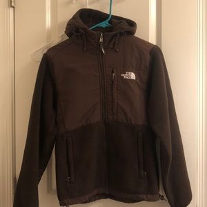 Women's The North Face Hooded Denali Jacket